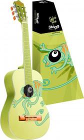 Stagg 1/2 Size Acoustic Classical Nylon String Guitar Chameleon C510 Chameleon