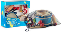 STAGG Kiddy Soundz Children's Marching Drums Percussion Kit