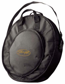 STAGG Standard Dual Cymbal Bag with 1 Pocket For Cymbals