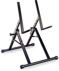 STAGG Adjustable Steel Tubing Amplifier/Monitor Stand with Foldable Legs
