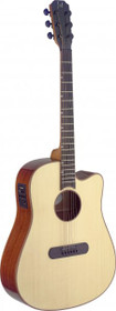 James Nelligan Lismore Acoustic-Electric Steel String Guitar Solid Spruce Top