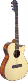 Lismore Series Acoustic-Electric Mini-Jumbo Guitar Cutaway W/ Solid Spruce Top