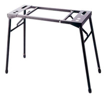 STAGG All-Foldable Adjustable Mixer/Keyboard Stand
