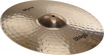 "Stagg 17"" Myra Heavy Rock Crash Cymbal My-Crh17"