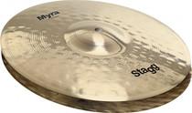 """Stagg 14"""" Myra Bite Hi-Hat - Pair Cymbals My-Hb14"""