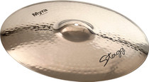 "STAGG 21"" Myra Rock Ride Cymbal - Bright Cutting Loud"