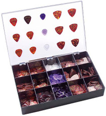 STAGG Standard Guitar Pick Center 1080Pcs Bulk Plectrums