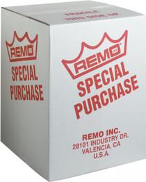 """Remo 50 Pack Of 14"""" Ambassador Coated Tom Snare Heads BA-0114-00 Pp-5014-Ba"""