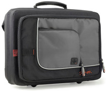 STAGG Lightweight Deluxe Wear-Proof Nylon Soft Case For Clarinet