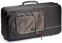 STAGG Lightweight Deluxe Wear-Proof Nylon Soft Case For Trumpet