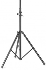 Stagg Steel PA Speaker Stand With Hydraulic Movement Auto-Lift Easy Glide Piston