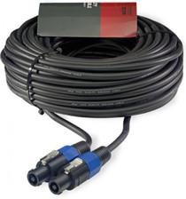 Stagg 30 Mtr/ 100 Ft.-14Ga Professional Speaker Cable Speakon Plug/Speakon Plug
