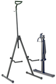 STAGG Black Foldable Stand Suitable For 1/2 3/4 Scale Cellos