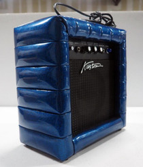 Kustom TR12L vintage blue tuck and roll 20w combo guitar amp