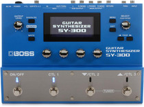 Boss SY-300 Guitar Synthesizer Effects Pedal