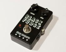 Chicago Stompworks Black Fudge Maestro MFZ-1 clone in plain black enclosure
