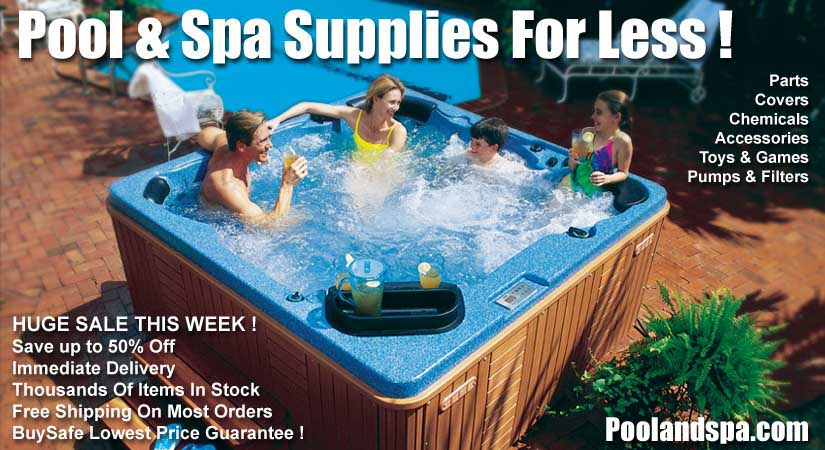 PoolAndSpa.com-Chemicals, Parts and Accessories