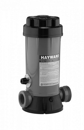Hayward INLINE Chlorinator - For Inground Pools