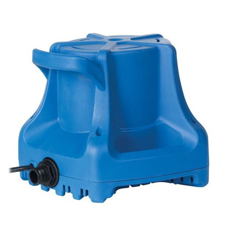 Little Giant Submersible Cover Pump with Auto. On/Off Switch