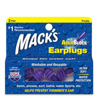 Sprint-Macks Aqua Block Ear Plugs