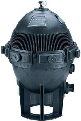 Sta-Rite System 3 Modular Media Cartridge Filter - Inground Pools