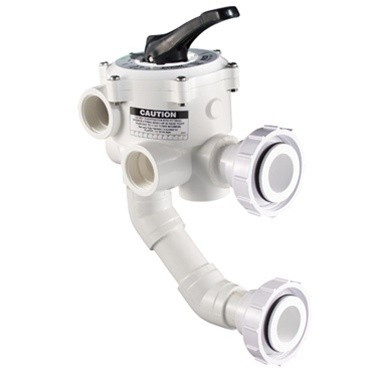 """Pentair 1.5"""" Multiport Valve - PF261177 - for use in the Pentair FNS Plus DE Filters"""