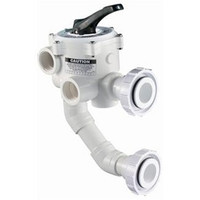 "Pentair 1.5""  Side Mount Multiport Valve for Sand Filters - 261173"