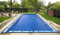 The Ultimate Self Draining Winter Pool Cover