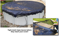 Leaf Net Pool Covers For Above Ground Pools