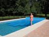 Solar Cover Blanket - Blue - For Inground Pools