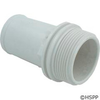 "Smooth Hose Adapter - 1 1/2"" Straight x 1 1/2"" NPT"