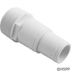 """Combo Hose Adapter - Fits 1.5"""" and 1.25"""" Hoses"""