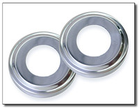 Stainless Steel Escutcheons - Set of 2 - For Pool Ladders and Rails
