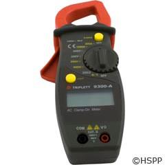 Newark InOne Tenma Clamp-On Multimeter Meter, W/Temp Sensor & Leads - 47M2998