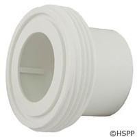 "Waterway Plastics Union Tailpc W/Gasket,2"" Thrd Bttrss X 1.5"" S For Sol/Split - 417-2090"