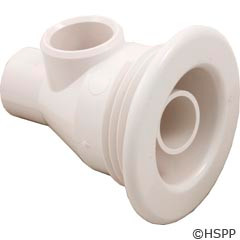 Jacuzzi Whirlpool Bath Jet, Bmh, White, Less Nut - HC31940