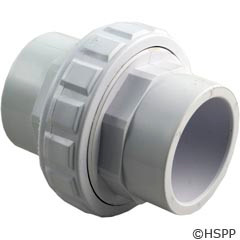 "Custom Molded Products Flush Female Socket Union 1.5""S/2""Spg (Generic) - 21053-150-000"