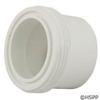"""Waterway Plastics 2"""" Tailpc W/Gasket For Sol/Split Nut - 417-5050"""