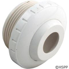 "Waterway Plastics 3/4"" Eyeball-White-Bagged Individually - 400-1410DB"