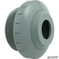 """Waterway Plastics 3/4"""" Eyeball-Gray-Bagged Individually - 400-1417DB"""