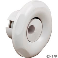 "Custom Molded Products Jet Internal,2 1/2"",Whirly,5 Scallop,White - 23520-120"