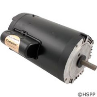 A.O. Smith Electrical Products Motor C-Face Keyed 2.0Hp Sgl Spd 115/230V - B835