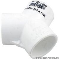 """Waterway Plastics Wye 1""""S X 1""""S X 1""""S - 413-4160"""