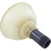 A&A Manufacturing Gould Valve Upper Housing W/Schedule 80 Nipple - 521244