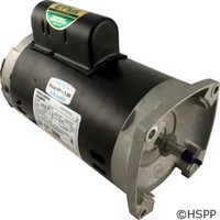 A.O. Smith Electrical Products Motor Sqfl 1.0Hp Sgl Spd 115/230V Ee - B2841