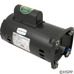 A.O. Smith Electrical Products Motor Sqfl 1.5Hp Sgl Spd 230V Ee - B2842