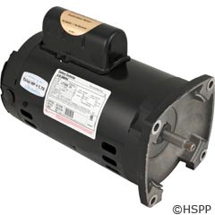 A.O. Smith Electrical Products Aos Motor Sqfl 1.0Hp Sgl Spd 115/230V - B2848