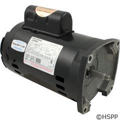 A.O. Smith Electrical Products Motor Sqfl 1/2Hp Sgl Spd 115/230V - B846