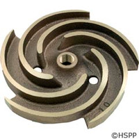 Aquaflo by Gecko Impeller, 1.0 Hp, Aquaflo Bronze (Val-Pak) - 91691151