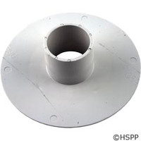 "AquaStar Pool Products 6""Sumpless Bulkhead,2""Slip Insider, White - 620SI101"